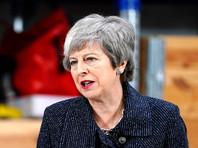 Тереза Мэй согласилась провести в мае выборы в Европарламент в случае новой отсрочки Brexit