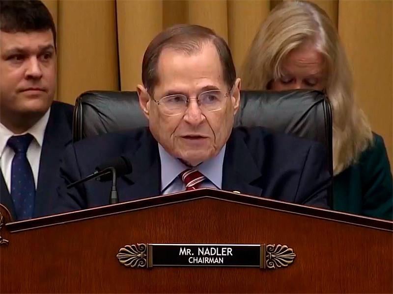 """Комитет Конгресса США решил затребовать полный текст доклада Мюллера с помощью повестки"""" />"""