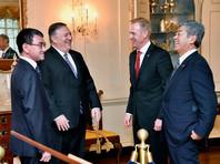Помпео намерен и дальше участвовать в переговорах с КНДР, невзирая на требования Пхеньяна