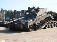 В военной бригаде в Тапе уже имеются более 20 танков Challenger-2 и около 80 бронетранспортеров. Там же размещены около 30 боевых машин пехоты Warrior и три самоходных орудия AS90 ведущей в боевой группе НАТО части британских вооруженных сил