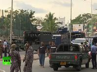 Число жертв взрыва на Шри-Ланке выросло до 321 человек