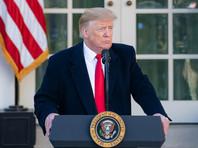 Расследование о вмешательстве РФ в выборы было попыткой госпереворота в США, сказал Дональд Трамп