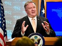 США намерены усиливать применение мер экономического давления на Тегеран, пока Иран не сядет за стол переговоров с Вашингтоном и не выполнит его требования. Об этом заявил в понедельник на брифинге для журналистов госсекретарь США Майкл Помпео