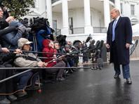 """Трамп """"прямо сейчас"""" отправляется на границу с Мексикой, чтобы осмотреть свою стену"""