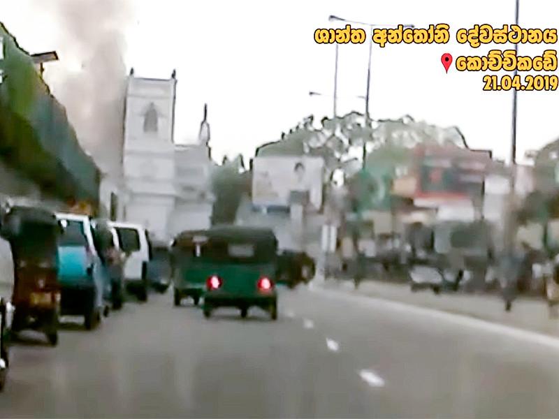 Семь взрывов прогремели в отелях и церквях на Шри-Ланке: более 180 погибших