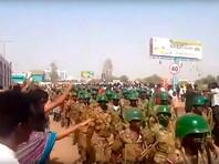 Африканский союз пригрозил приостановить членство Судана, если власть останется в руках у военных