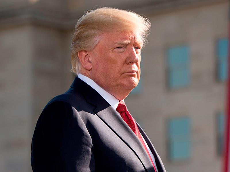 """Трамп не обещал силовикам амнистию за злоупотребления по отношению к мигрантам, заявляет Белый дом"""" />"""