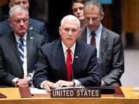 Вице-президент США попытался выгнать постпреда Венесуэлы с заседания Совбеза ООН