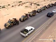 Ливийская национальная армия (ЛНА) начала поход на Триполи, ранее объявив о переброске сил в западный регион, на который распространяется власть признанного мировым сообществом и заседающего в Триполи Правительства национального согласия (ПНС) премьера Фаиза Сараджа