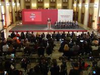Президент Мексики Андрес Мануэль Лопес Обрадор не считает, что число убийств в стране выросло после того, как в конце 2018 года начало работу его правительство