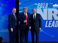 """Трамп: США не будут ратифицировать Международный договор о торговле оружием, подписанный при Обаме"""" />"""