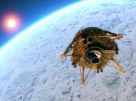 """Вечером в четверг, 11 апреля, израильский космический аппарат """"Берешит"""" совершит посадку на поверхность Луны"""