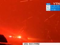 Лесной пожар уничтожил сотни зданий в Южной Корее (ВИДЕО)