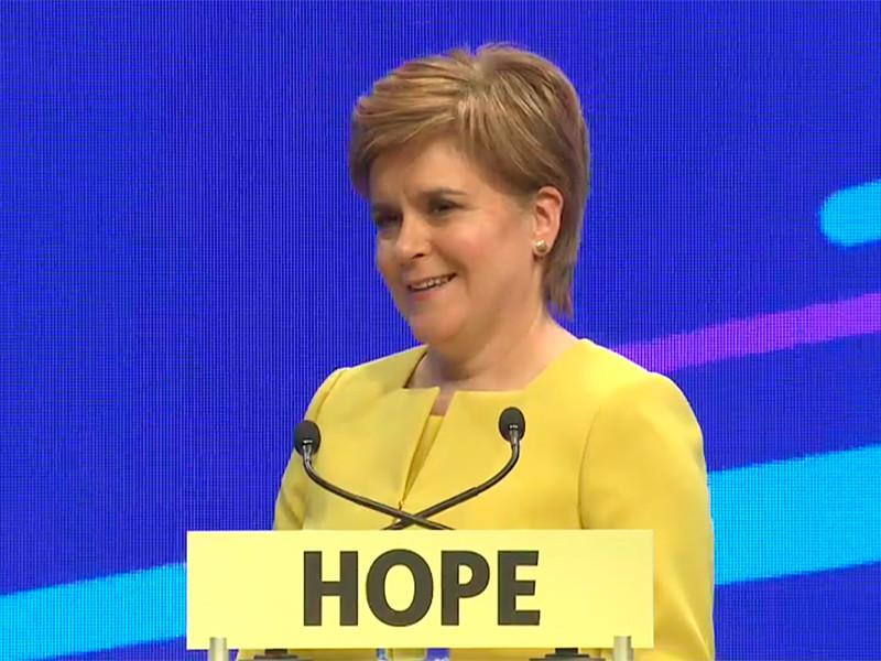 """В Шотландии готовят новый референдум о независимости"""" />"""