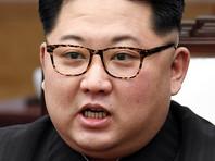 """Ким Чен Ын назвал завершение разработки оружия """"очень весомым"""" событием для усиления армии"""