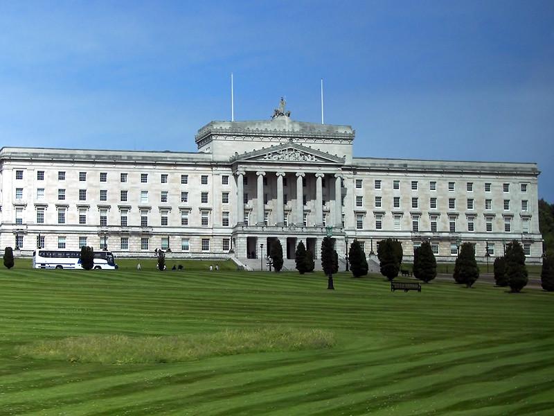Здание Ассамблеи Северной Ирландии, Стормонт, Белфаст
