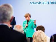 """Ангела Меркель заявила, что ощущает в себе """"восточногерманскую"""" идентичность и гордится этим"""
