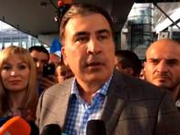 Михаил Саакашвили вернулся на Украину (ВИДЕО)