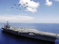 """Ранее помощник президента США по национальной безопасности Джон Болтон объявил, что Вашингтон в качестве сигнала властям Ирана направит ударную группу ВМС во главе с авианосцем """"Авраам Линкольн"""" и тактическую группу бомбардировщиков в зону оперативной ответственности Центрального командования ВС США"""