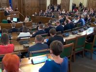 В среду, 29 мая, парламент Латвии, который избирает президента страны, избрал нового главу государства - по итогам голосования в Сейме им стал кандидат от Национального объединения 63-летний юрист Эгил Левитс, получивший поддержку 61 из 100 депутатов
