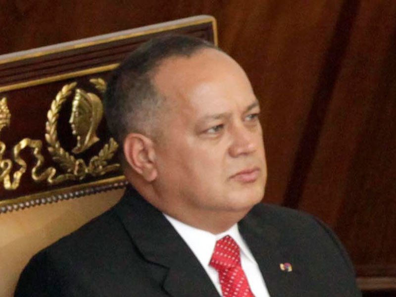 Глава Конституционной Ассамблеи Венесуэлы Дьосдадо Кабельо объявил о полном провале попытки госпереворота в стране