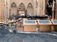 На восстановление собора Нотр-Дам в Париже может понадобиться более пяти лет, отведенных президентом Макроном