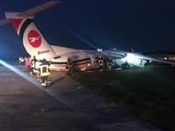 В Мьянме при жесткой посадке самолета пострадали 30 человек