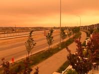 Дым лесных пожаров заволок крупные города в Канаде и смещается в США (ФОТО, ВИДЕО)