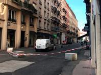 В центре французского  Лиона прогремел взрыв, есть пострадавшие