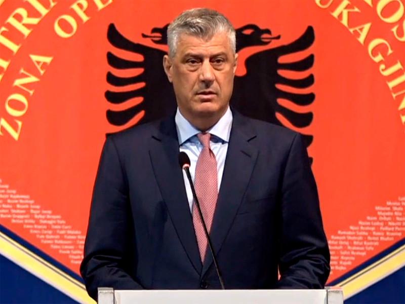 """Косово рассмотрит возможность референдума об объединении с Албанией"""" />"""
