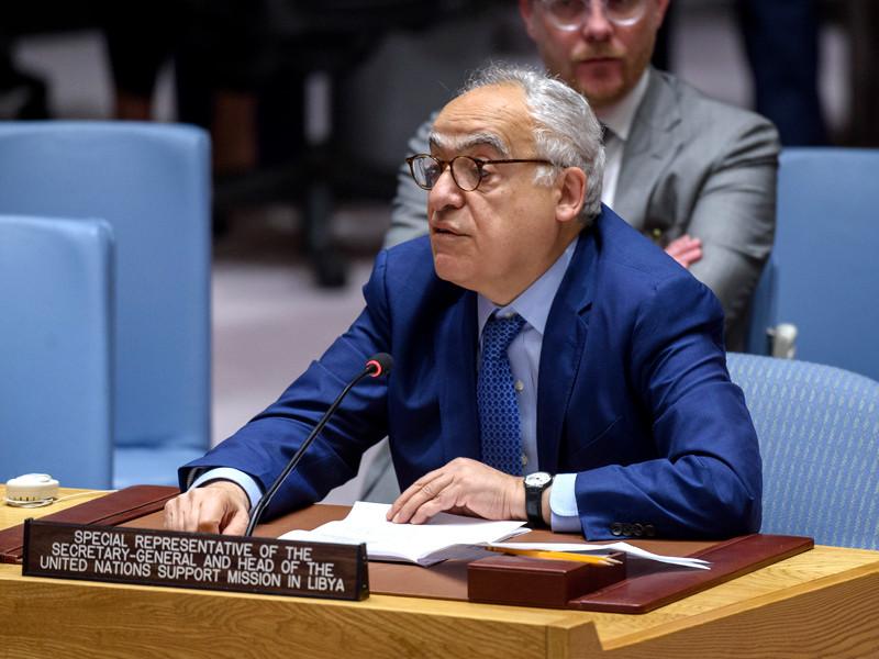 """Ливия стоит на пороге гражданской войны, считают в ООН"""" />"""