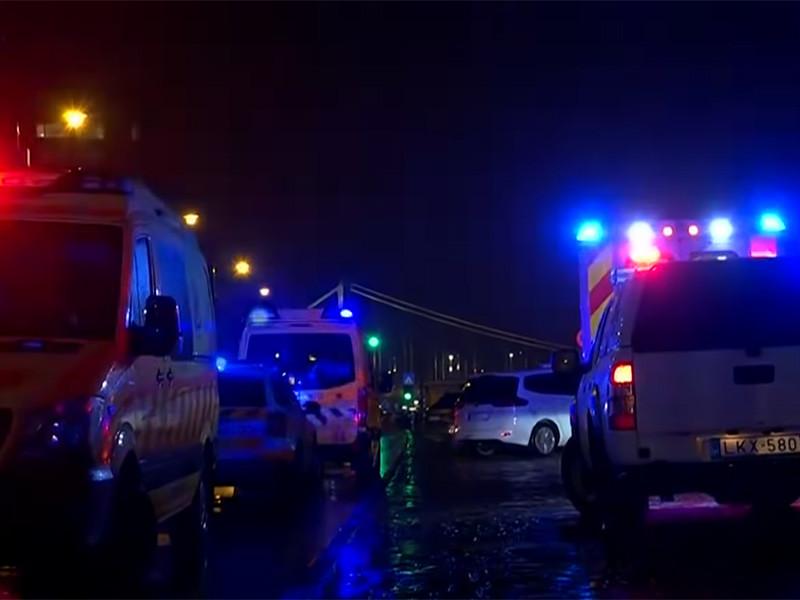 Семь человек погибли и как минимум 21 пропал без вести после столкновения двух прогулочных катеров в Будапеште