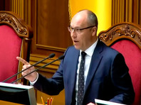 """""""Жаль, но мы не смогли ни один из законопроектов включить в повестку дня"""", - заявил спикер парламента Андрей Парубий по результатам соответствующих голосований и закрыл заседание"""