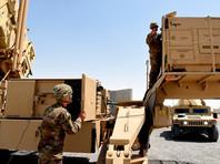 Трамп объявил об отправке 1,5 тыс. военных на Ближний Восток