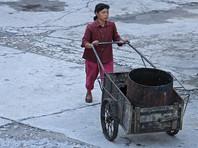 """Более 10 миллионов жителей Северной Кореи (примерно 40% населения страны) находятся в ситуации, которую в ООН характеризуют как """"отсутствие продовольственной безопасности"""""""