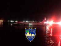 Инцидент произошел 3 мая около 21:40 по местному времени. На борту находилось 136 пассажиров и семь членов экипажа, жертв нет, сообщается в пресс-релизе военно-морской базы США в Джексонвилле