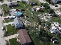 Десятки тысяч семей остались без света. Наибольший ущерб нанесен стихией населенным пунктам в Индиане и Огайо, где погиб 1 человек, еще по меньшей мере 130 жителей получили ранения