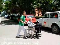 Российский сотрудник миссии ООН доставлен в главный госпиталь Сербии на лечение