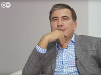 """Саакашвили, получивший гражданство Украины """"благодаря Путину"""", назвал это троллингом: """"Я - любимый персонаж Путина, он не может без меня"""""""