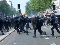 Полиция применила слезоточивый газ против манифестантов в Париже, задержано 200 человек (ВИДЕО)
