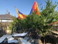 Инциденты с детьми: в Крыму унесло воздушный шар, в Китае и США вихри подняли в воздух надувные батуты, есть погибшие и раненые (ВИДЕО)