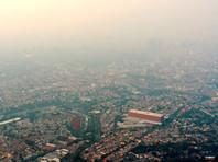 Дым природных пожаров, который окутал Мехико, может достичь США (ФОТО, ВИДЕО)