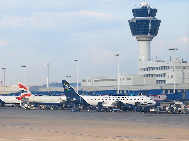 Афинский международный аэропорт «Элефтериос Венизелос»