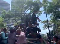 Почти 2 тысячи акций протеста прошли в Венесуэле в апреле