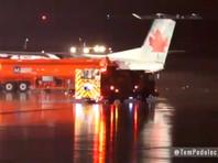 В аэропорту Торонто самолет столкнулся с бензовозом: пять человек пострадали (ФОТО)