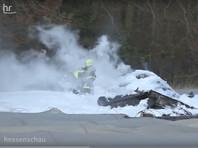 Пилот самолета, на котором разбилась совладелица S7, потерял управление: отчет Германии о катастрофе