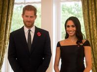 Супруга британского принца Гарри родила мальчика