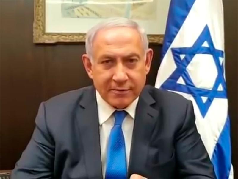 Биньямин Нетаньяху, 27 мая 2019 года