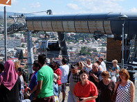 В Грузии туристов заверили в безопасности посещения страны, но они и сами не заметили волнений