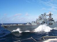 Россия заявила протест американским военным из-за опасных маневров в Восточно-Китайском море